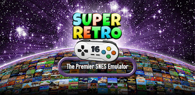 SuperRetro16 (PRO Unlocked) APK For Android