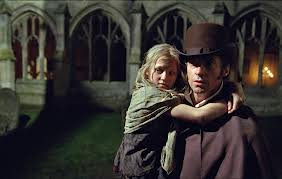 Les Miserables - Jean Valjean with young Cosette