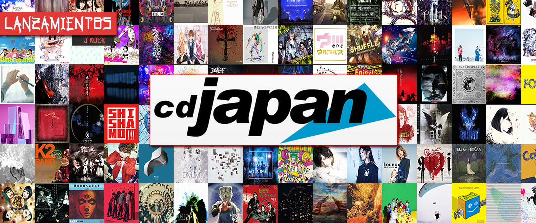 Lanzamientos J-ROCK JUNIO 2019 - CD JAPAN