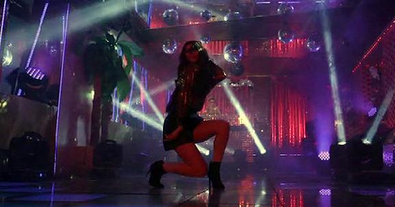 GNTM: Ο  χορός της Ηλιάνας Παπαγεωργίου που Ξετρέλανε τα Μηχανάκια της AGB.