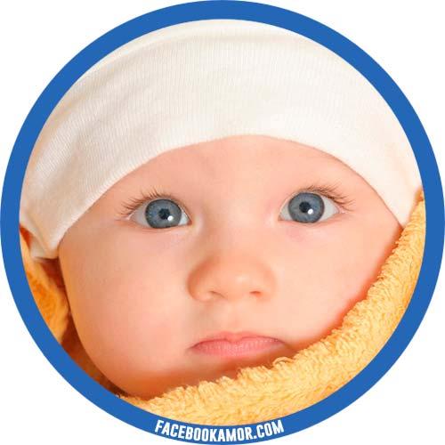 fotos de bebe para perfil de facebook