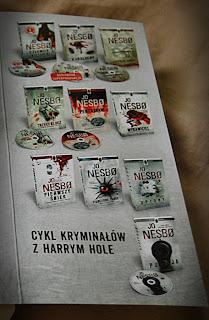 Seria o Harrym Hole - Jo Nesbø