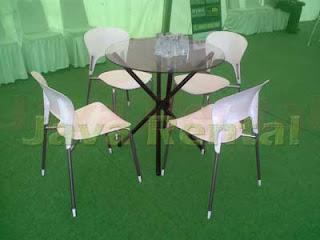 Sewa Kursi dan Meja Dealing