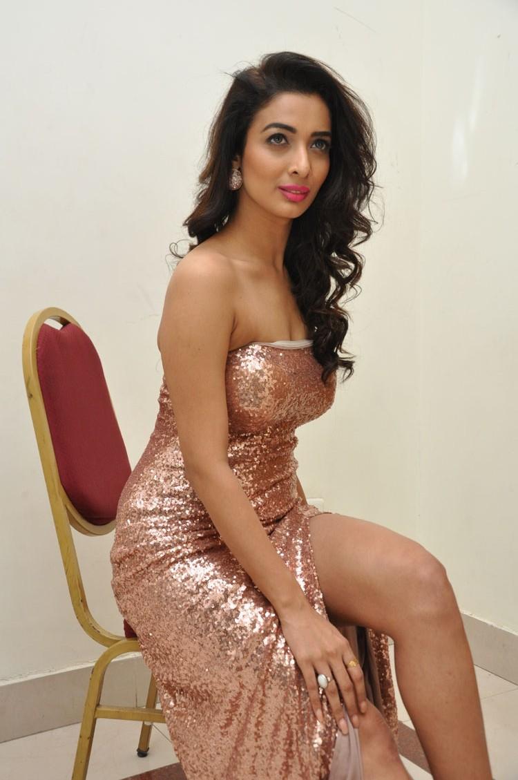 Heena Panchal sizzling at Thikka audio-HQ-Photo-3