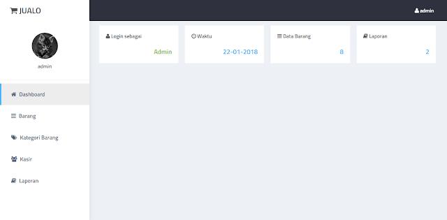 Gratis Source Code Aplikasi Penjualan Dengan PHP