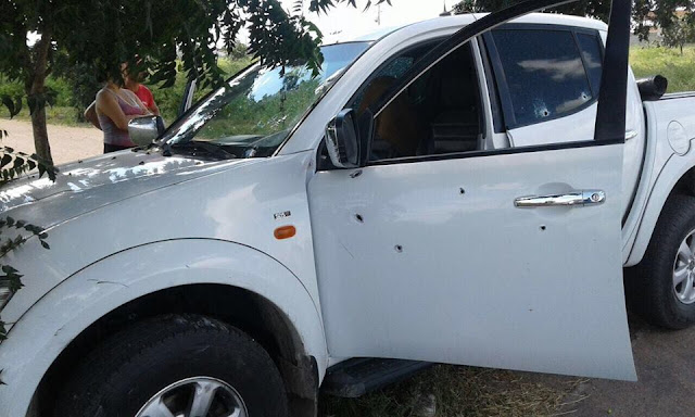 Genro de ex-prefeito de Delmiro Gouveia, é assassinado com vários disparos de arma de fogo