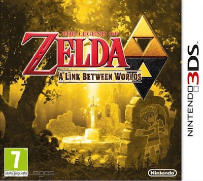 The Legend of Zelda A Link Between Worlds Decrypted 3DS USA