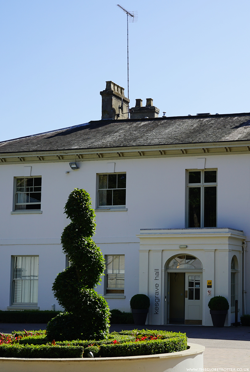 Kesgrave Hall - A Luxury Boutique Hotel in Suffolk