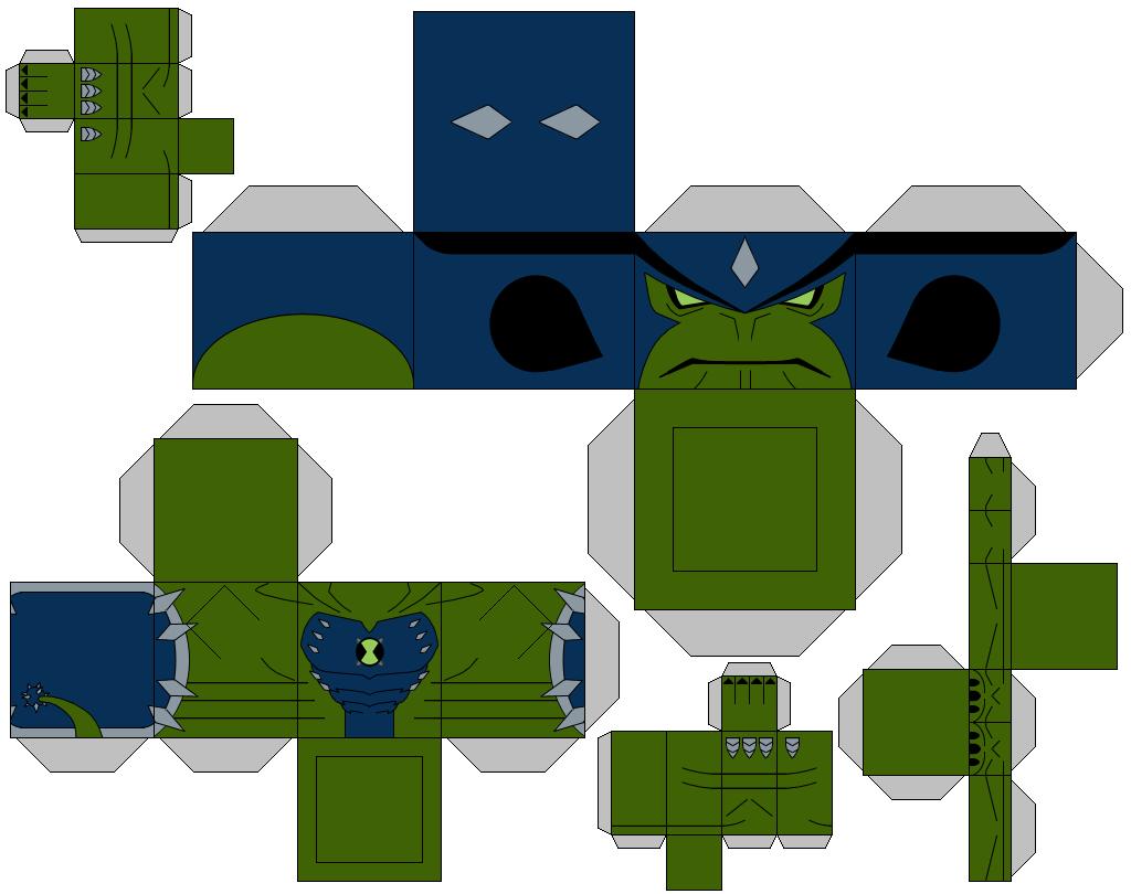 Universo Ben 10: Omnicubix