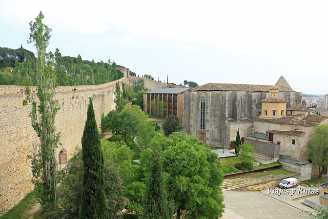 Murallas de Girona