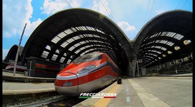 Spot Trenitalia Buon Viaggio Con Frecciarossa Share The Love Di