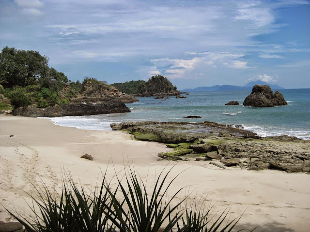 Tempat Wisata Pantai Maron di Semarang