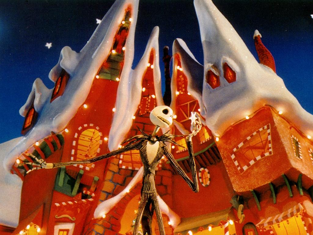 Esperanza Gates The Nightmare Before Christmas Wallpaper Hd