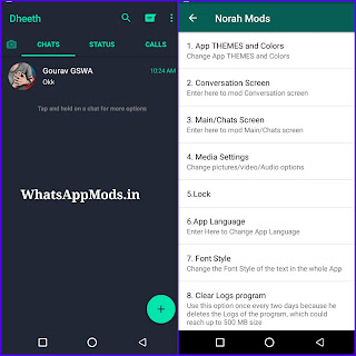 NOWhatsApp v9.61 WhatsAppMods.in