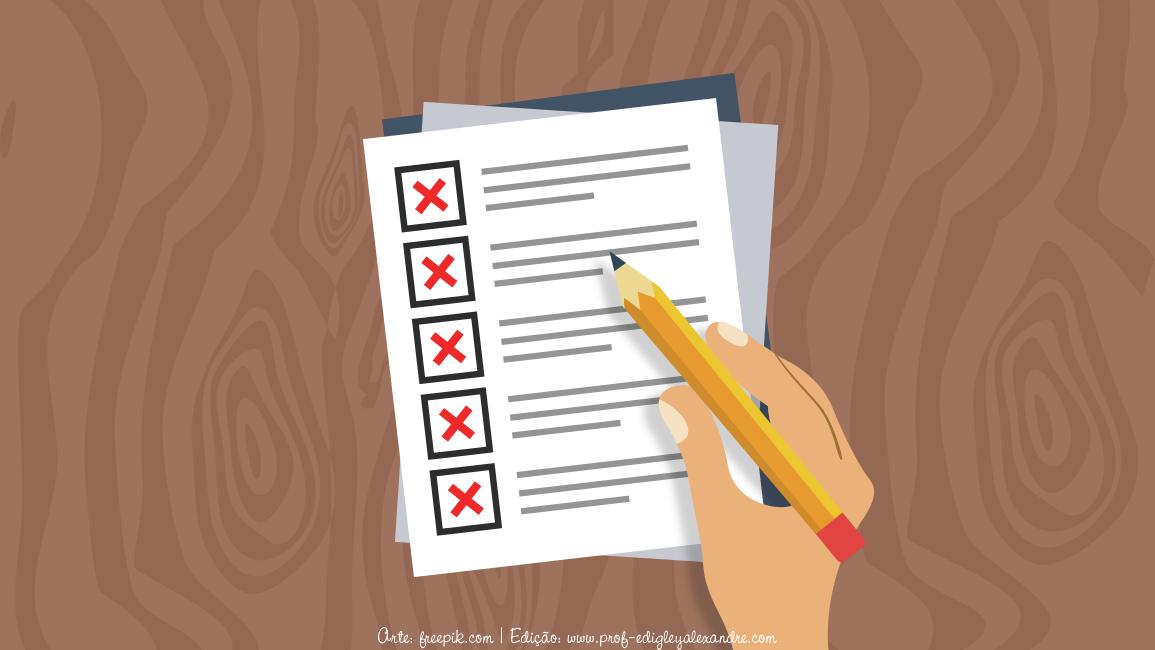 5 erros que todo professor não pode cometer na hora de corrigir provas