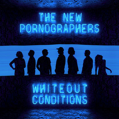 The New Pornographers - Whiteout Conditions - Album Download, Itunes Cover, Official Cover, Album CD Cover