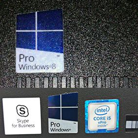 Etiqueta de Windows 8 PRO