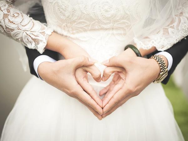 JA wir heiraten!