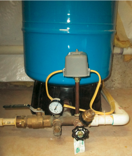 Water Well Pressure Switch And Tank Problems Pictures To Pin On