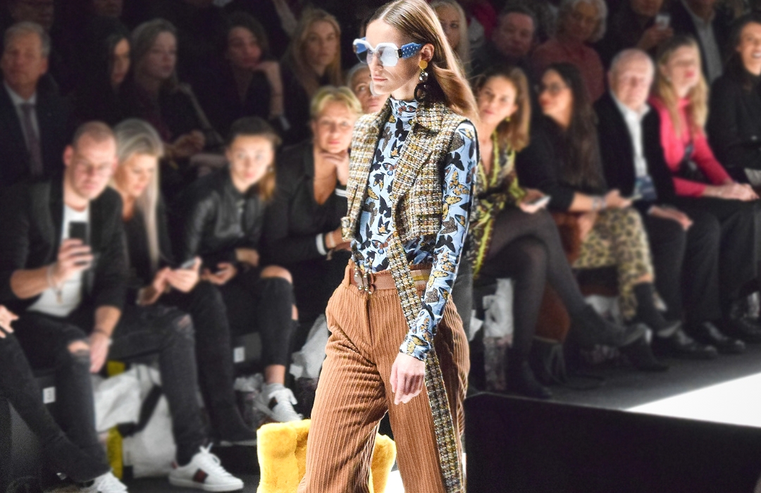 Riani Show im E-Werk, Mercedes Benz Fashion Week 2019 Januar