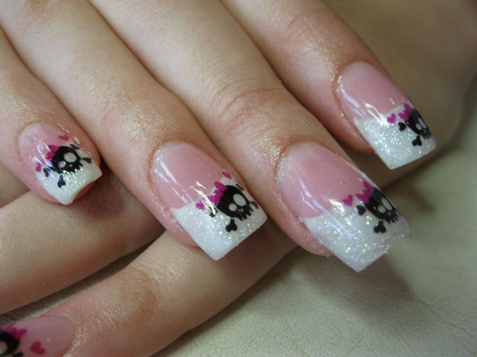 Luxury Nail Art Design: Little Lady Luxury: Nail Diva: Kaitlyn