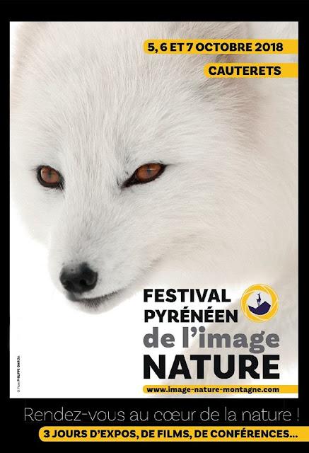 Festival Pyrénéen image nature Cauterets 2018