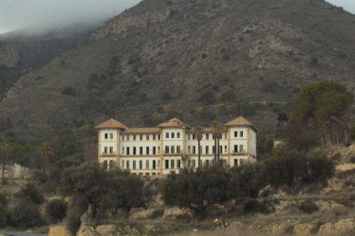 Busot lugares paranormales España