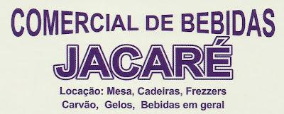 JACARÉ COMERCIO DE BEBIDAS  Av. Waldomiro de Carvalho,910  Vila Hungria - Itapetininga - SP tel: (15)3527-4890 / 99624-3365