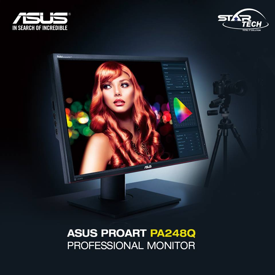 Onekkom com: Buy ASUS ProArt PA248Q Professional Full HD Monitor