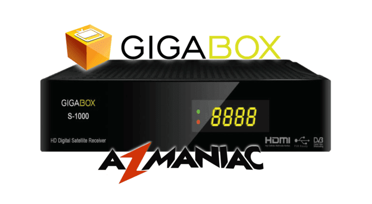 Gigabox S1000 HD