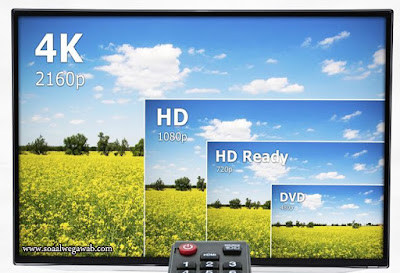 كيف تقوم بشراء شاشه ذكيه smart tv وماهى جودة الشاشات وماهو الفرق بين شاشات hd و full hd