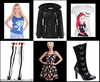 My favourite items from Attitude Clothing