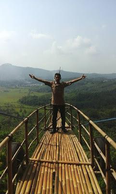 Potensi Wisata Alam Bukit Pajamben Kota Banjar
