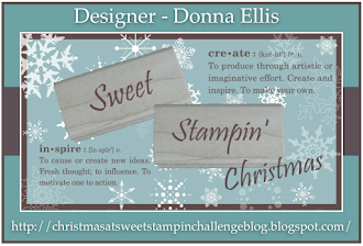Designing for Christmas at Sweet Stampin'