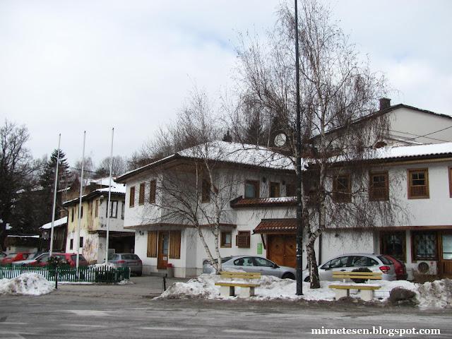 Берёзы на Балканах - Босния