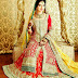Latest Bridal Dresses For Asian Girls From The Collection Of Winter 2013 & 2014