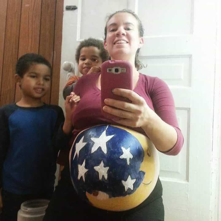 Everyone S A Miracle 31 Halloween Pregnancy Costume Baby