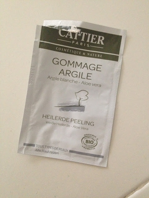 gommage argilla Cattier