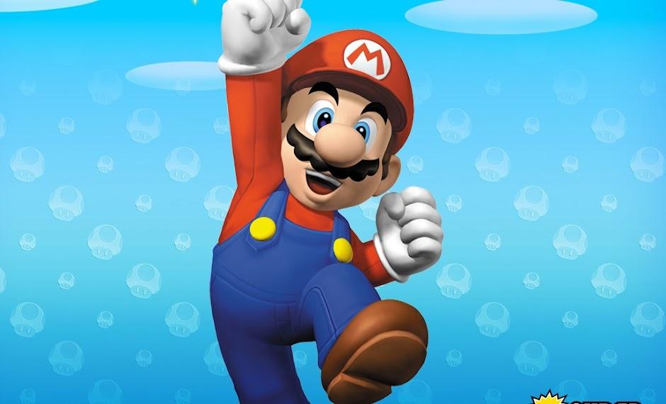 """Filme animado do """"Super Mario Bros."""" está em desenvolvimento"""
