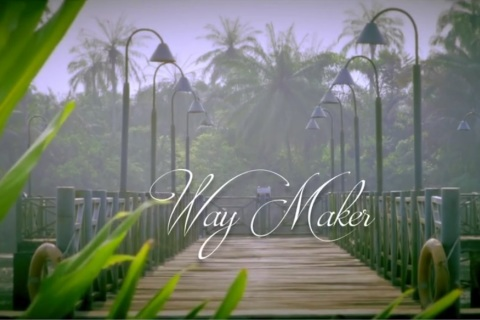 SINACH - WAY MAKER_{Basesong}LYRICS - BASESONG