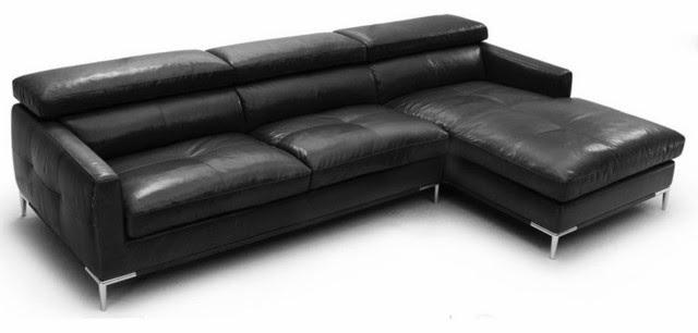 mobilier contemporain canap italien en cuir canap togo. Black Bedroom Furniture Sets. Home Design Ideas