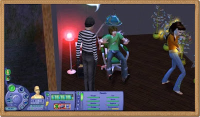 The Sims 2 PC Games Gameplay