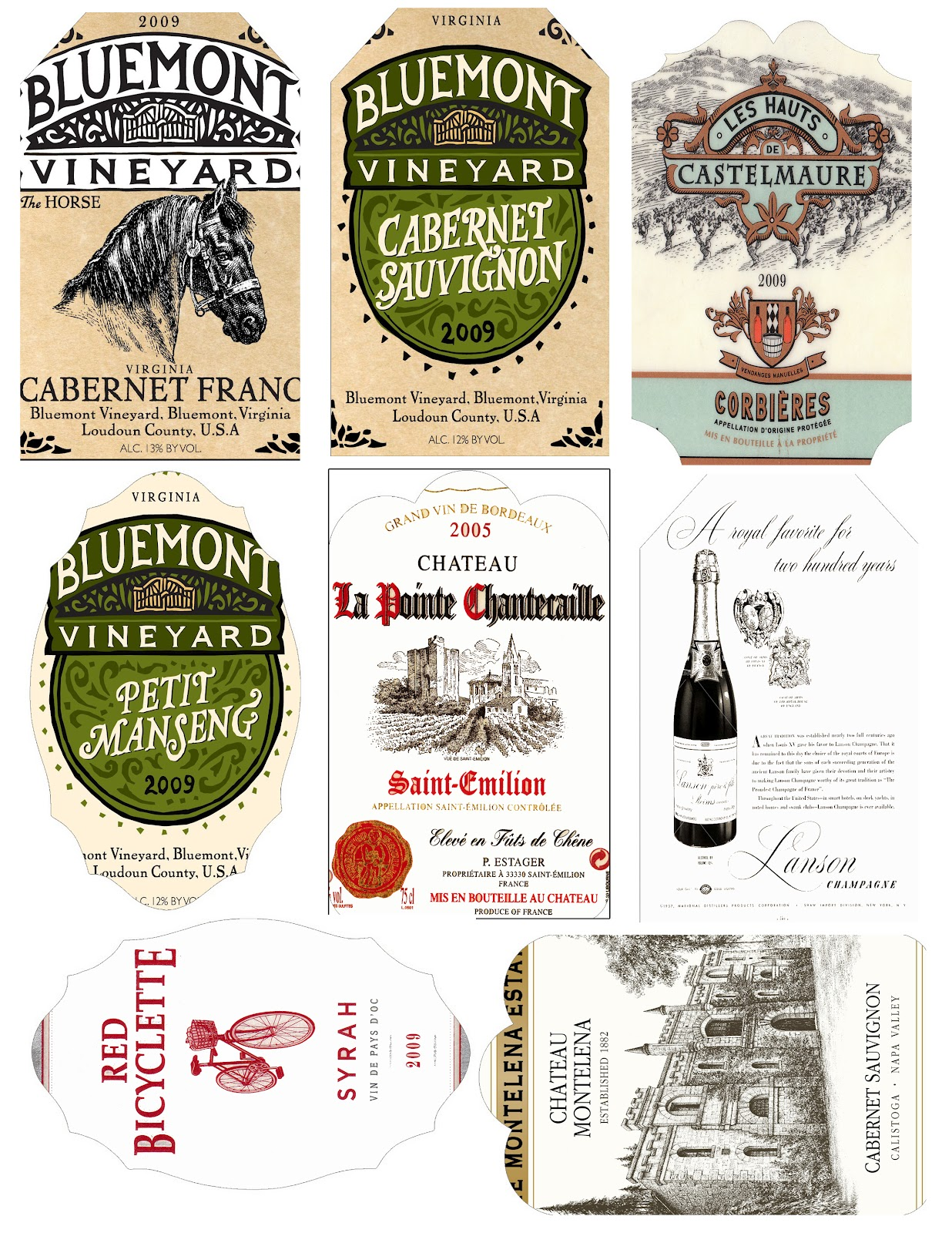 Free Wine Label Templates printable design 1000 images about – Free Wine Label Design
