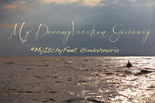 GiveAway MyDreamVacation