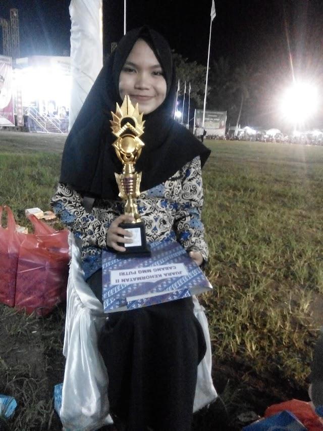Juara II MMQ Tingkat Kabupaten Sukamara
