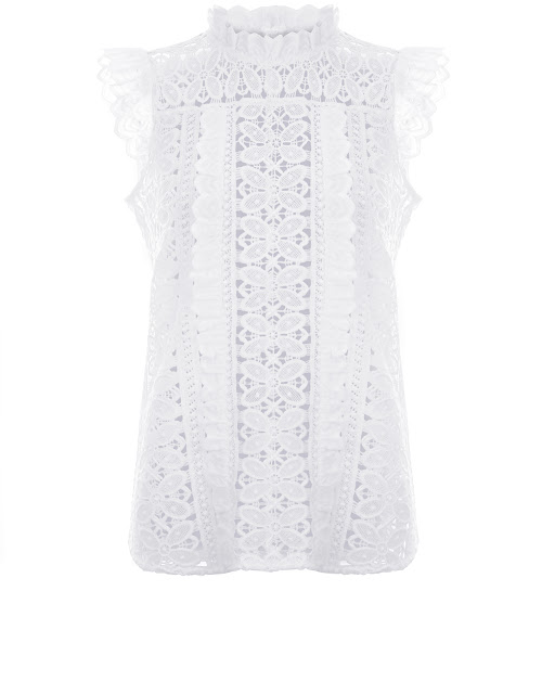 monsoon casey lace blouse
