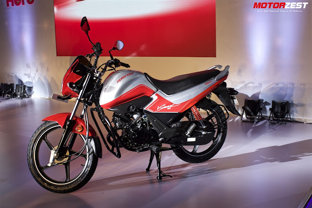 Hero Launches An All-New Commuter: The Splendor iSmart 110