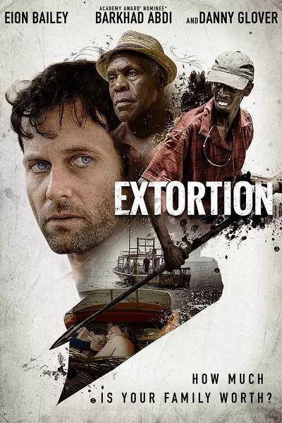 فيلمى ژێرنوسی کوردی Extortion 2017