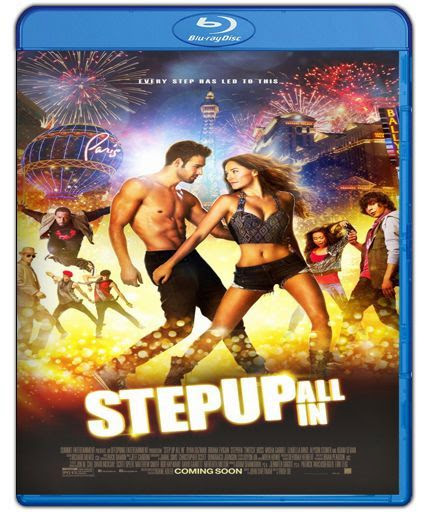 Step Up: All In (2014) HD 1080p Latino
