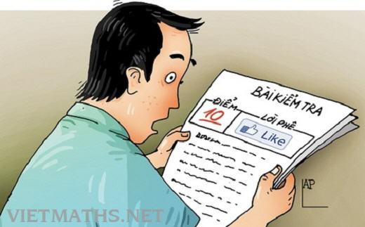 Thực trạng về đánh giá  kết quả học tập môn toán hiện nay trong nước